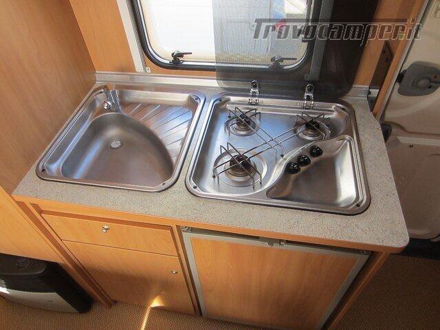 Roulotte burstner ventana 490tk nuovo  in vendita a Novara - Immagine 5