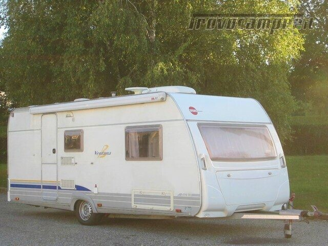 Roulotte burstner ventana 490tk nuovo  in vendita a Novara - Immagine 1