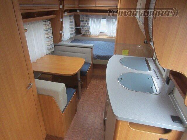 Roulotte fendt saphir 510 tk nuovo  in vendita a Novara - Immagine 2