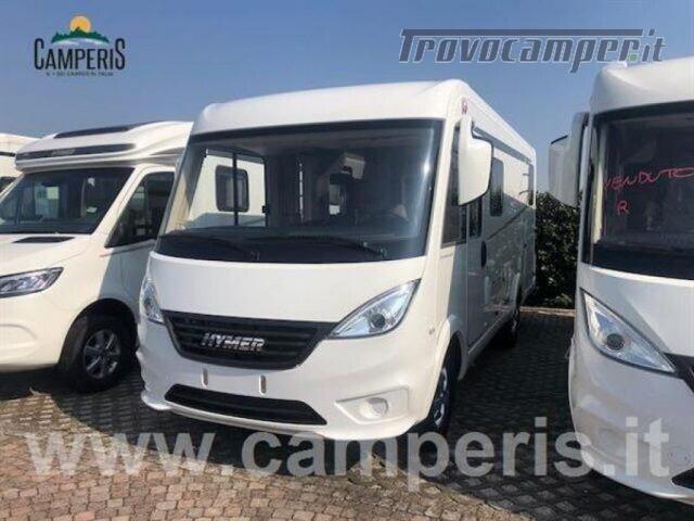 Motorhome hymer-eriba hymer ex i 474 nuovo  in vendita a Matera - Immagine 2
