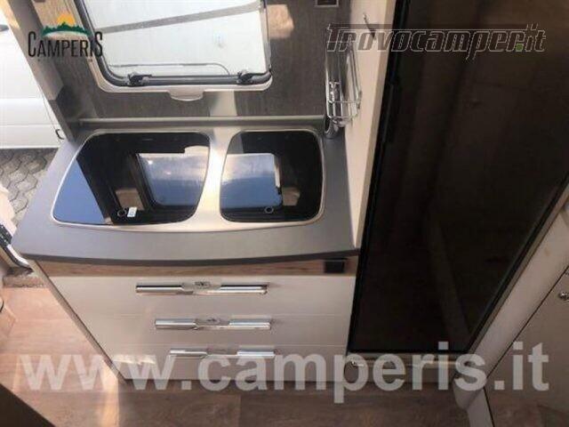 Motorhome hymer-eriba hymer ex i 474 nuovo  in vendita a Matera - Immagine 13