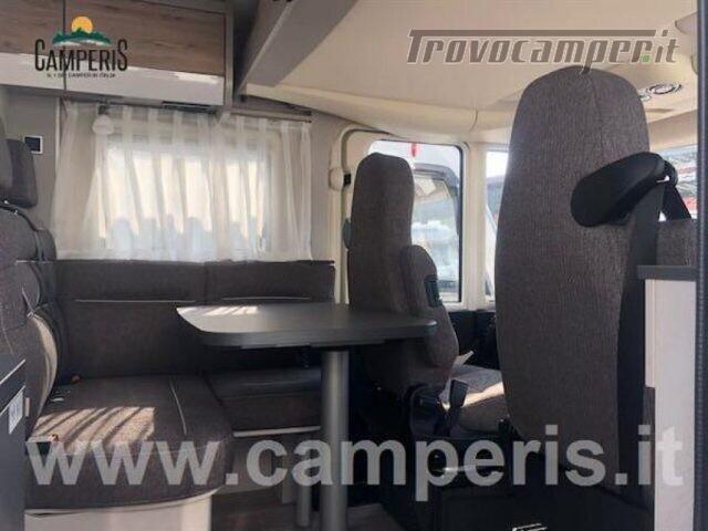 Motorhome hymer-eriba hymer ex i 474 nuovo  in vendita a Matera - Immagine 18