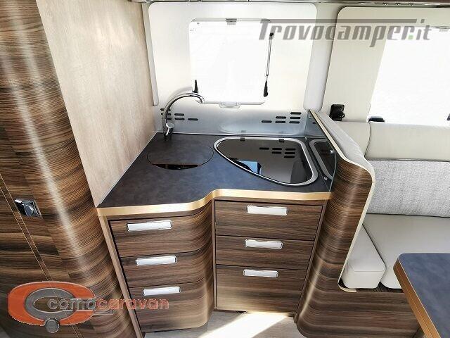 Motorhome LAIKA MOTORHOME ECOVIP H 3512 DS NOVITA' nuovo  in vendita a Como - Immagine 19