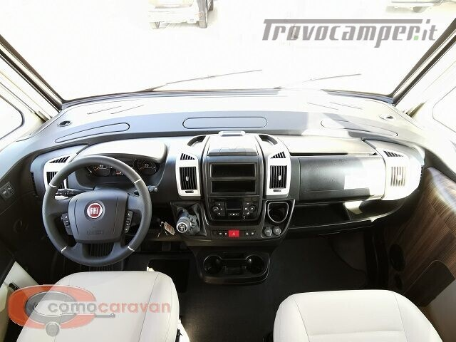 Motorhome LAIKA MOTORHOME ECOVIP H 3512 DS NOVITA' nuovo  in vendita a Como - Immagine 9