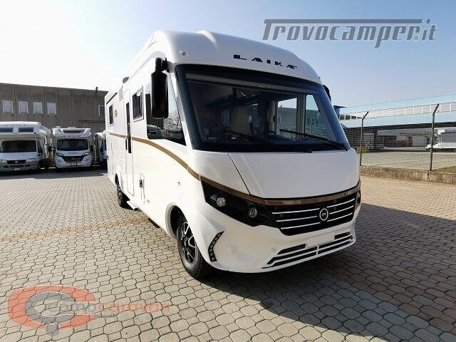 Motorhome LAIKA MOTORHOME ECOVIP H 3512 DS NOVITA' nuovo  in vendita a Como - Immagine 2