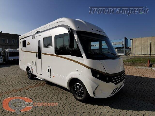 Motorhome LAIKA MOTORHOME ECOVIP H 3512 DS NOVITA' nuovo  in vendita a Como - Immagine 1