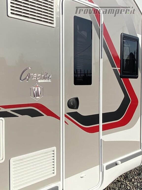 CHALLENGER 337 GA GRAPHITE VIP nuovo  in vendita a Torino - Immagine 2