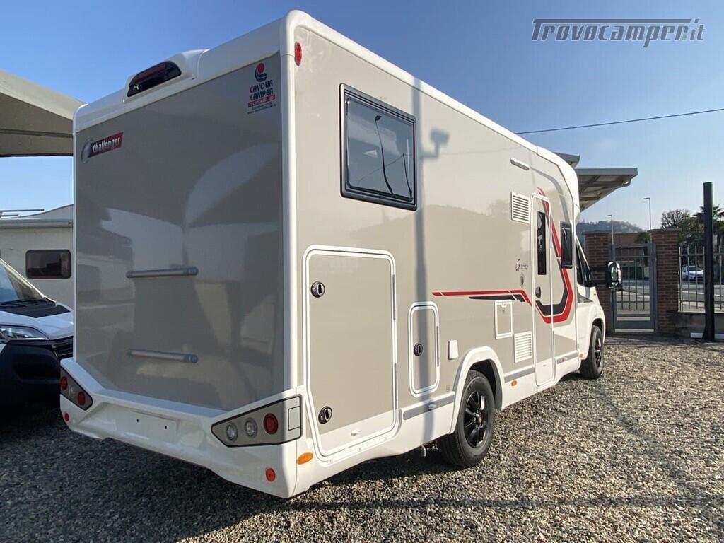 CHALLENGER 337 GA GRAPHITE VIP nuovo  in vendita a Torino - Immagine 3