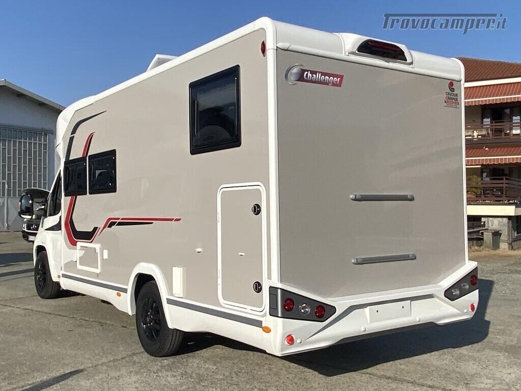 CHALLENGER 337 GA GRAPHITE VIP nuovo  in vendita a Torino - Immagine 4