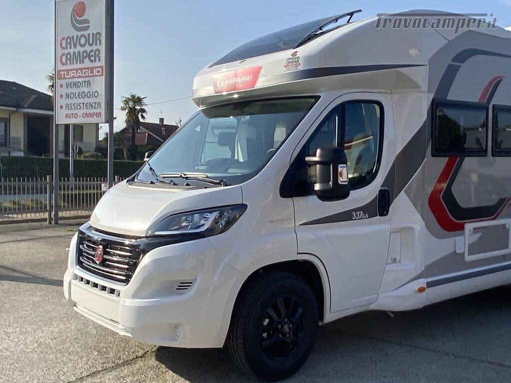 CHALLENGER 337 GA GRAPHITE VIP nuovo  in vendita a Torino - Immagine 5