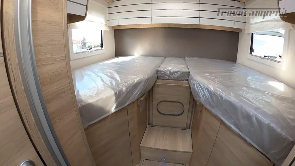 CHALLENGER 337 GA GRAPHITE VIP nuovo  in vendita a Torino - Immagine 6