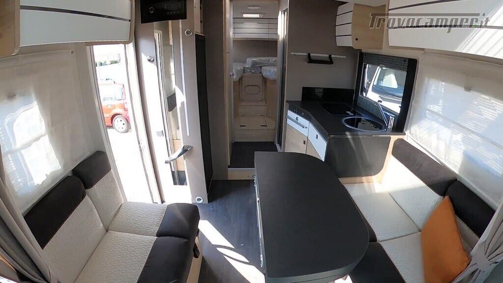 CHALLENGER 337 GA GRAPHITE VIP nuovo  in vendita a Torino - Immagine 9