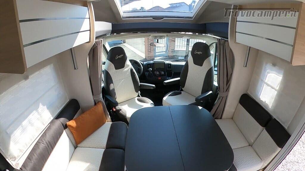 CHALLENGER 337 GA GRAPHITE VIP nuovo  in vendita a Torino - Immagine 10