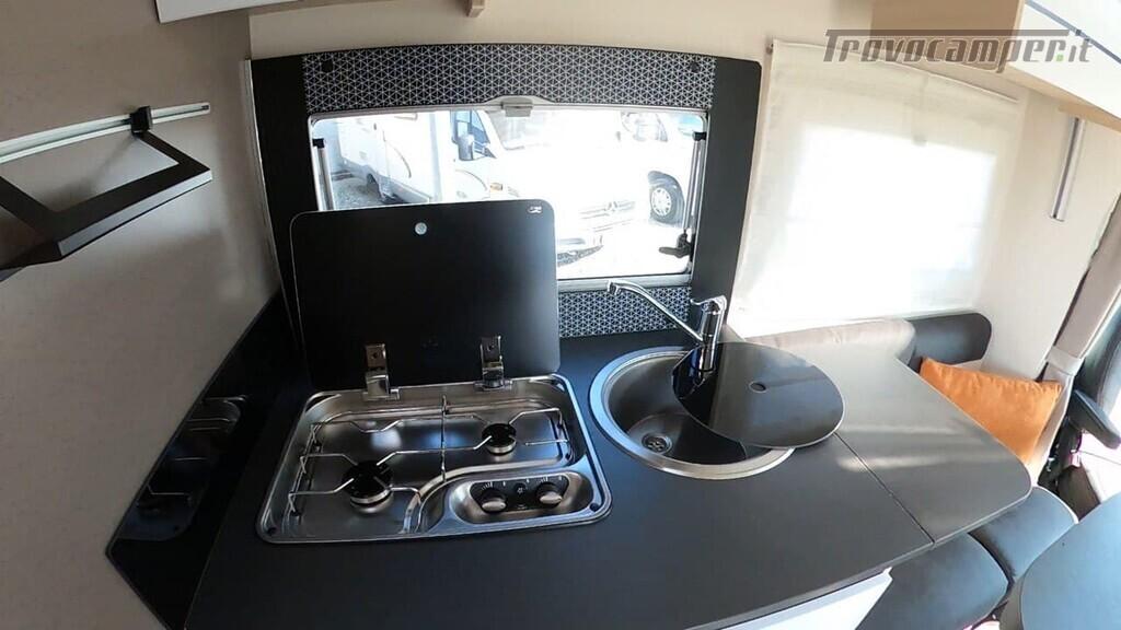 CHALLENGER 337 GA GRAPHITE VIP nuovo  in vendita a Torino - Immagine 11