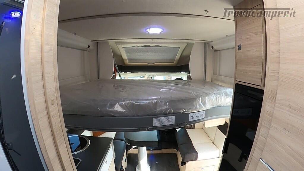 CHALLENGER 337 GA GRAPHITE VIP nuovo  in vendita a Torino - Immagine 14