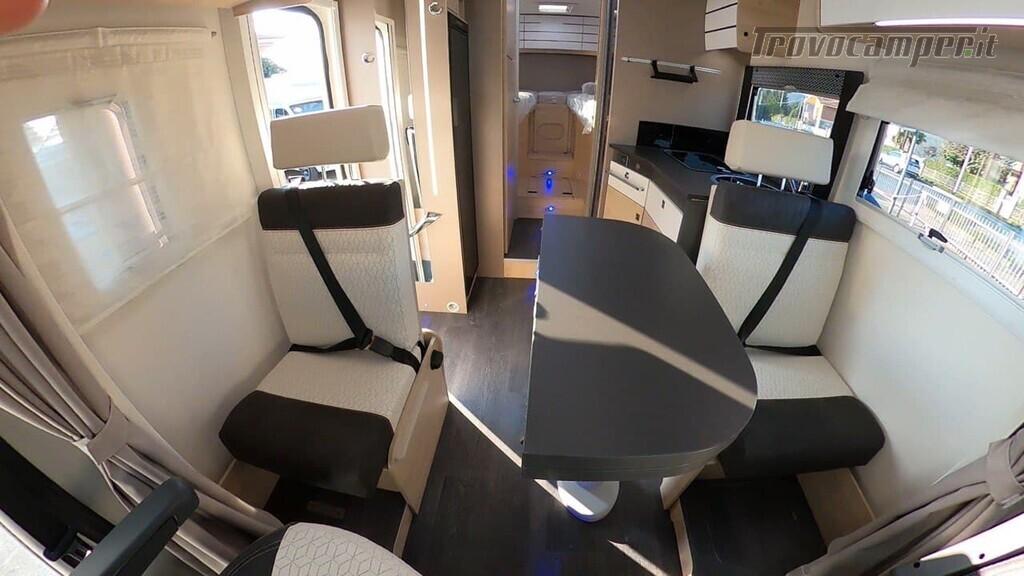 CHALLENGER 337 GA GRAPHITE VIP nuovo  in vendita a Torino - Immagine 15