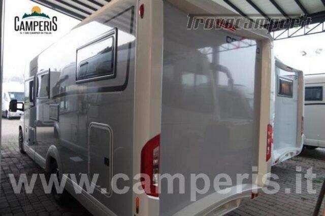 Semintegrale CARTHAGO CARTHAGO C-TOURER T 148 H usato  in vendita a Matera - Immagine 4