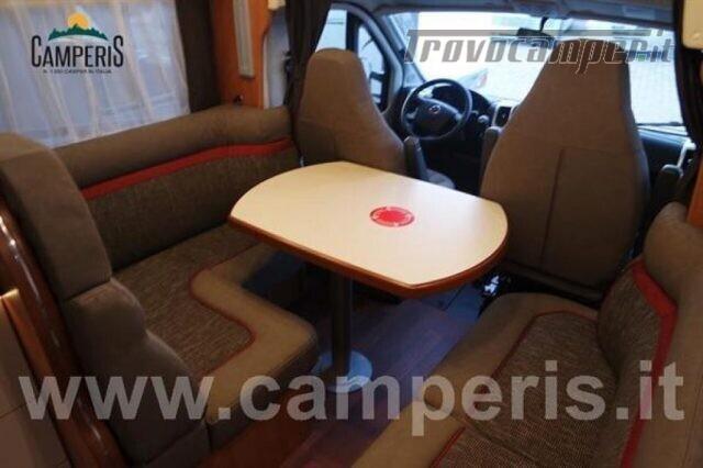 Semintegrale CARTHAGO CARTHAGO C-TOURER T 148 H usato  in vendita a Matera - Immagine 5