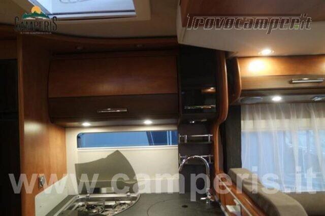 Semintegrale CARTHAGO CARTHAGO C-TOURER T 148 H usato  in vendita a Matera - Immagine 11