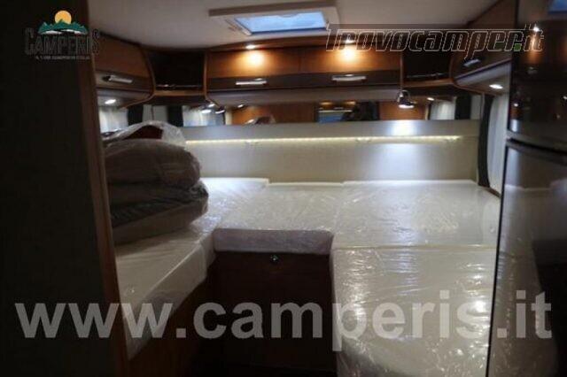 Semintegrale CARTHAGO CARTHAGO C-TOURER T 148 H usato  in vendita a Matera - Immagine 14