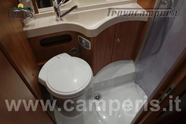 Semintegrale CARTHAGO CARTHAGO C-TOURER T 148 H usato  in vendita a Matera - Immagine 16