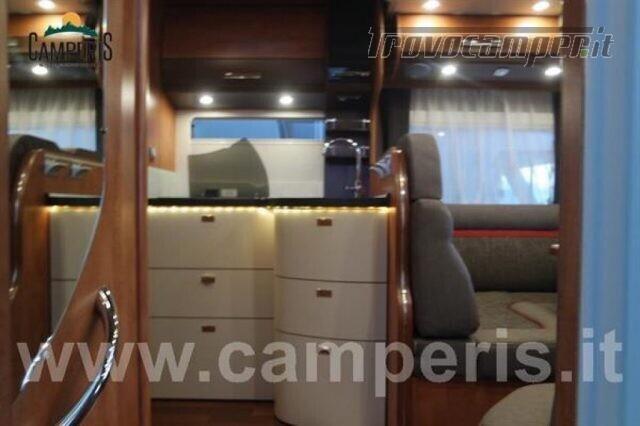 Semintegrale CARTHAGO CARTHAGO C-TOURER T 148 H usato  in vendita a Matera - Immagine 17
