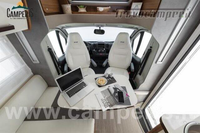 Semintegrale elnagh elnagh baron 531 versione camperi nuovo  in vendita a Modena - Immagine 6