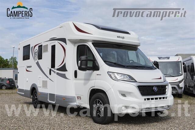 Semintegrale elnagh elnagh baron 573 versione camperi nuovo  in vendita a Modena - Immagine 1