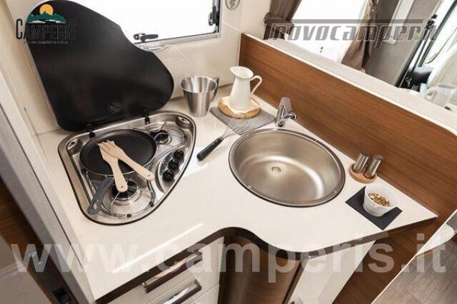 Semintegrale elnagh elnagh baron 573 versione camperi nuovo  in vendita a Modena - Immagine 6