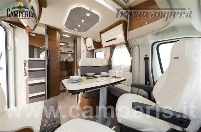 Semintegrale elnagh elnagh baron 573 versione camperi nuovo  in vendita a Modena - Immagine 8