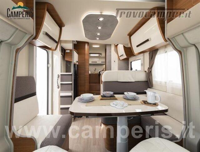 Semintegrale elnagh elnagh baron 573 versione camperi nuovo  in vendita a Modena - Immagine 11