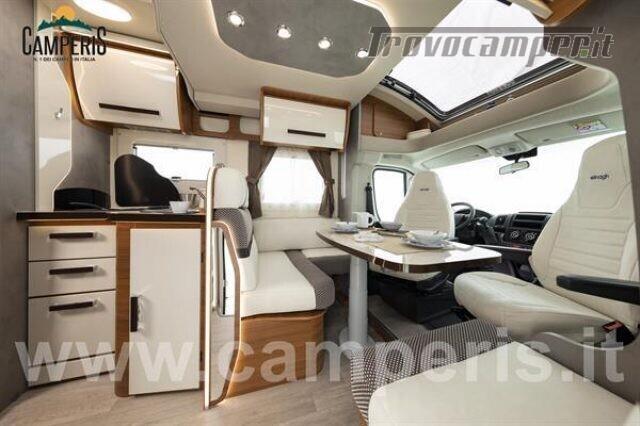 Semintegrale elnagh elnagh baron 573 versione camperi nuovo  in vendita a Modena - Immagine 12