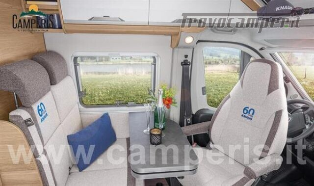 Camper puro knaus knaus boxstar 600 street 60 years nuovo  in vendita a Modena - Immagine 9