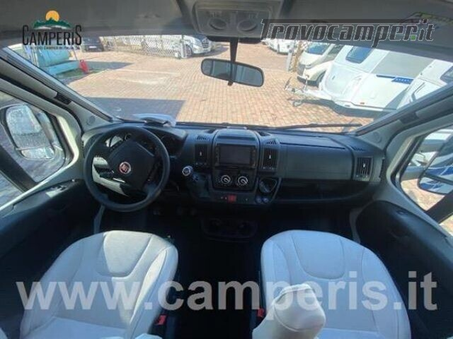 Semintegrale KNAUS KNAUS LIVE WAVE 650 MX nuovo  in vendita a Modena - Immagine 6