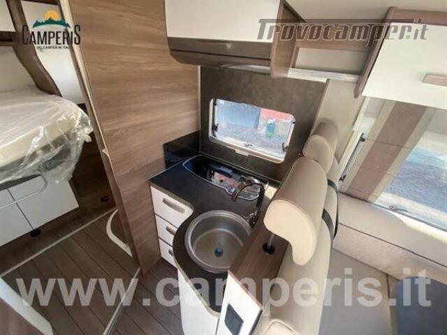 Semintegrale KNAUS KNAUS LIVE WAVE 650 MX nuovo  in vendita a Modena - Immagine 4