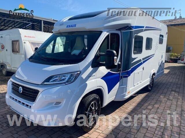 Semintegrale KNAUS KNAUS LIVE WAVE 650 MX nuovo  in vendita a Modena - Immagine 1