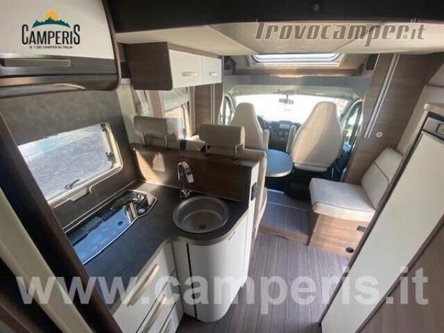 Semintegrale KNAUS KNAUS LIVE WAVE 650 MX nuovo  in vendita a Modena - Immagine 21