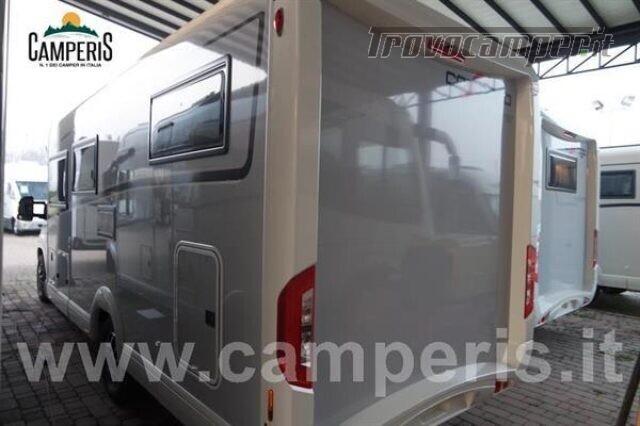 Semintegrale CARTHAGO CARTHAGO C-TOURER T 148 H usato  in vendita a Modena - Immagine 5
