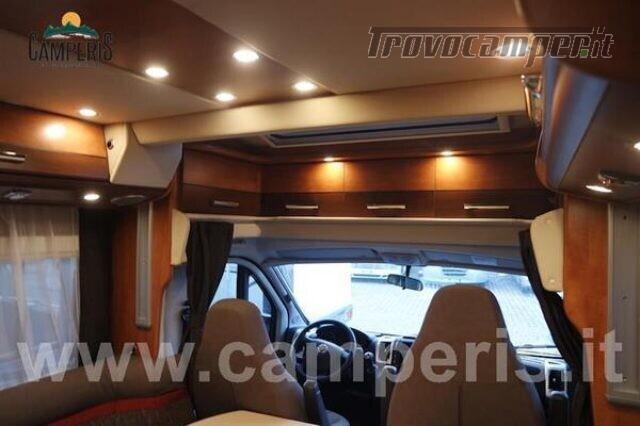 Semintegrale CARTHAGO CARTHAGO C-TOURER T 148 H usato  in vendita a Modena - Immagine 8