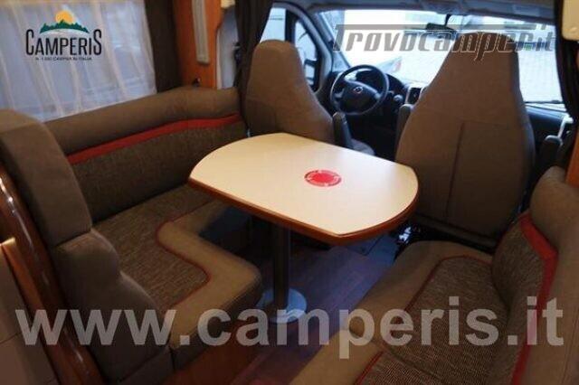Semintegrale CARTHAGO CARTHAGO C-TOURER T 148 H usato  in vendita a Modena - Immagine 6