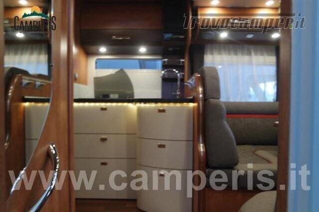 Semintegrale CARTHAGO CARTHAGO C-TOURER T 148 H usato  in vendita a Modena - Immagine 19