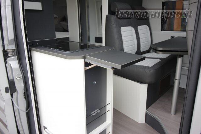 Camper puro adria twin supreme 600 spb usato  in vendita a Trieste - Immagine 5