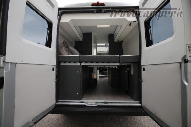Camper puro adria twin supreme 600 spb usato  in vendita a Trieste - Immagine 21