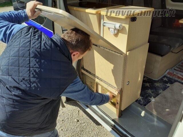 Camper puro CAMPEREVE Magellan 400 nuovo  in vendita a Pistoia - Immagine 18