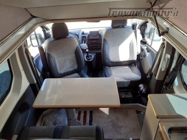 Camper puro CAMPEREVE Magellan 400 nuovo  in vendita a Pistoia - Immagine 21