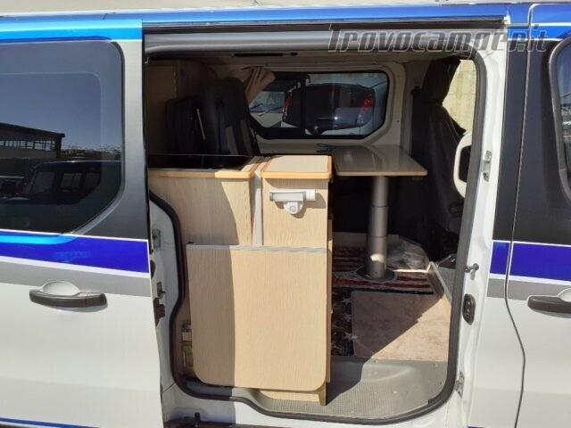 Camper puro CAMPEREVE Magellan 400 nuovo  in vendita a Pistoia - Immagine 16