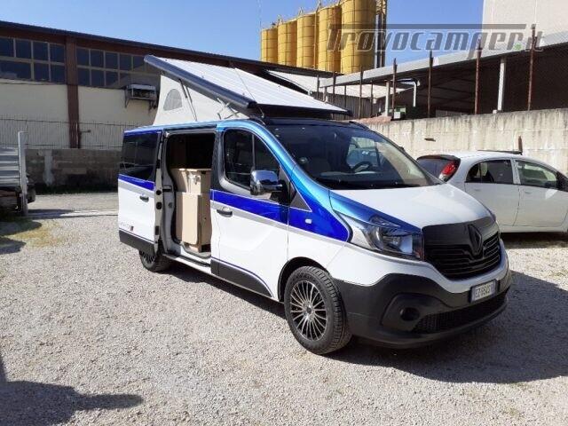 Camper puro CAMPEREVE Magellan 400 nuovo  in vendita a Pistoia - Immagine 15
