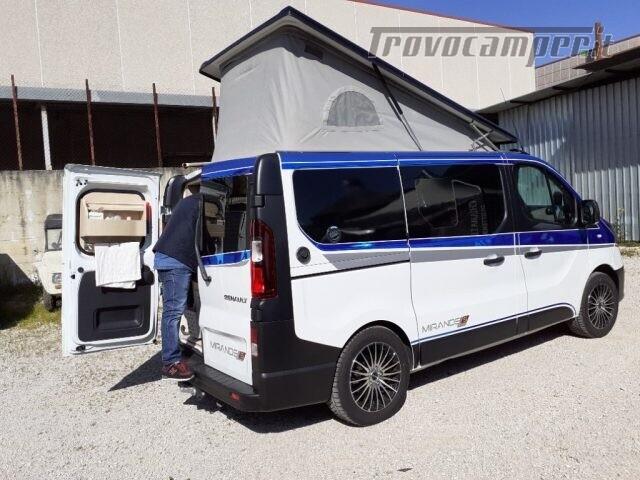 Camper puro CAMPEREVE Magellan 400 nuovo  in vendita a Pistoia - Immagine 13