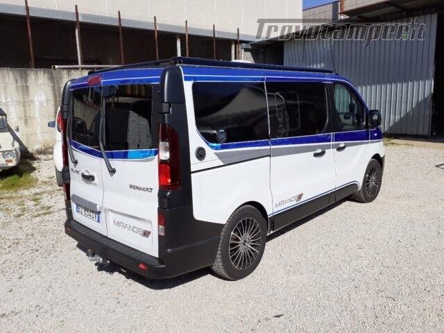 Camper puro CAMPEREVE Magellan 400 nuovo  in vendita a Pistoia - Immagine 4