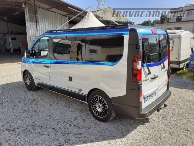 Camper puro CAMPEREVE Magellan 400 nuovo  in vendita a Pistoia - Immagine 3